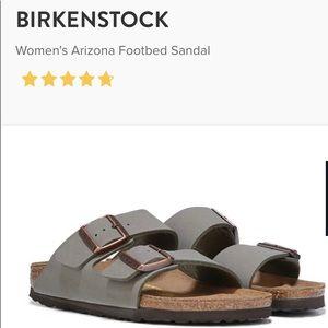 Birkenstock Arizona size 39